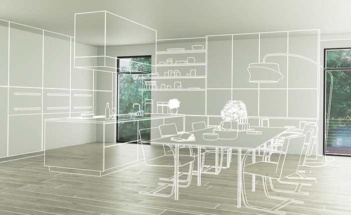 Interior design, progettazione e relooking Lugano Andrea Ravasi