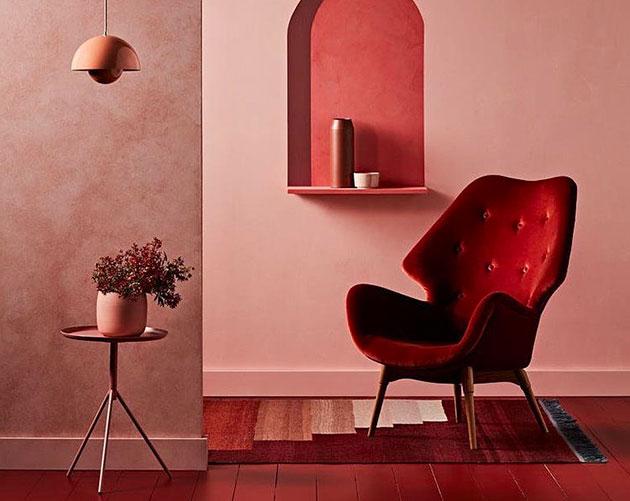 terracotta interior design
